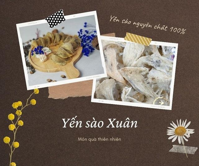 yến sào Bình Định